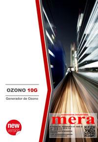 GENERADOR OZONO G10